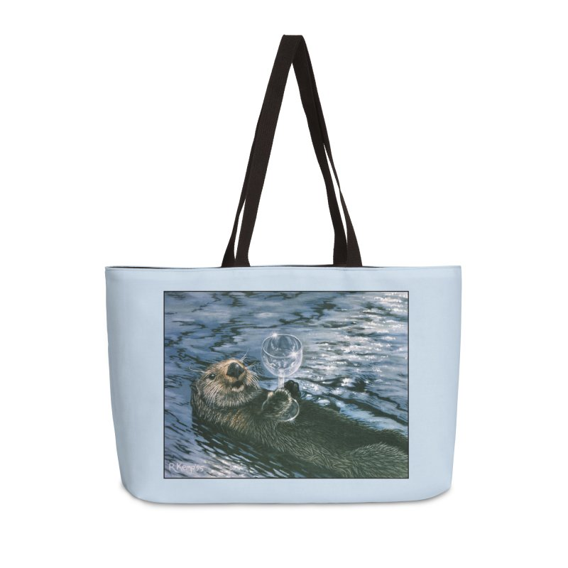 Ya Otter Relax Accessories Bag by Ferine Fire