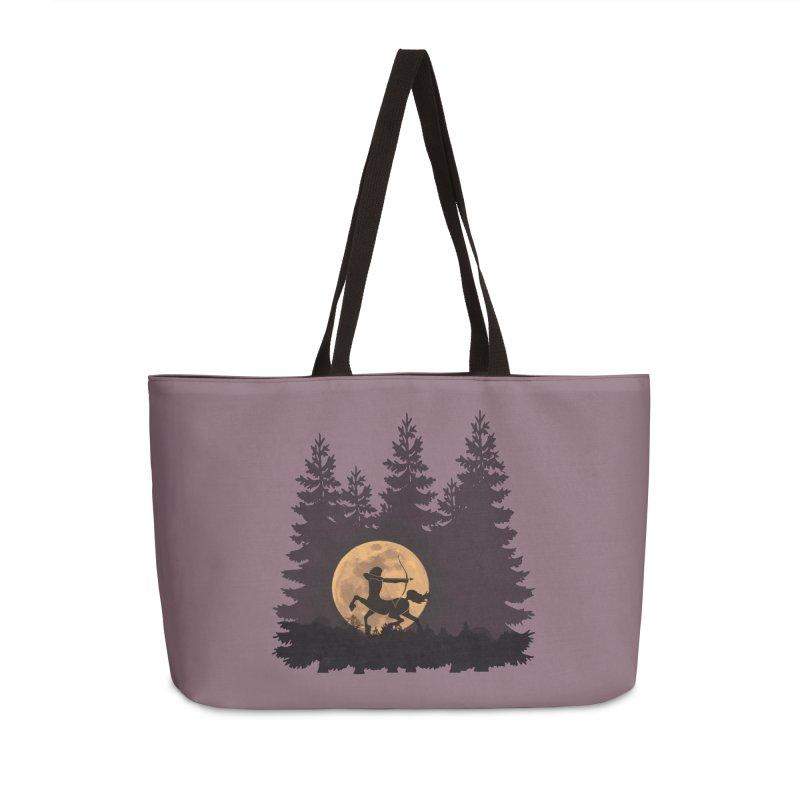 Hunter's Moon Accessories Bag by Ferine Fire