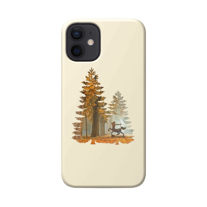 Mystic Hunt Accessories Phone Case by Ferine Fire