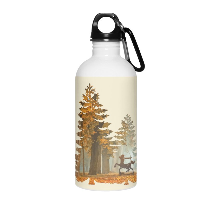 Mystic Hunt Accessories Water Bottle by Ferine Fire