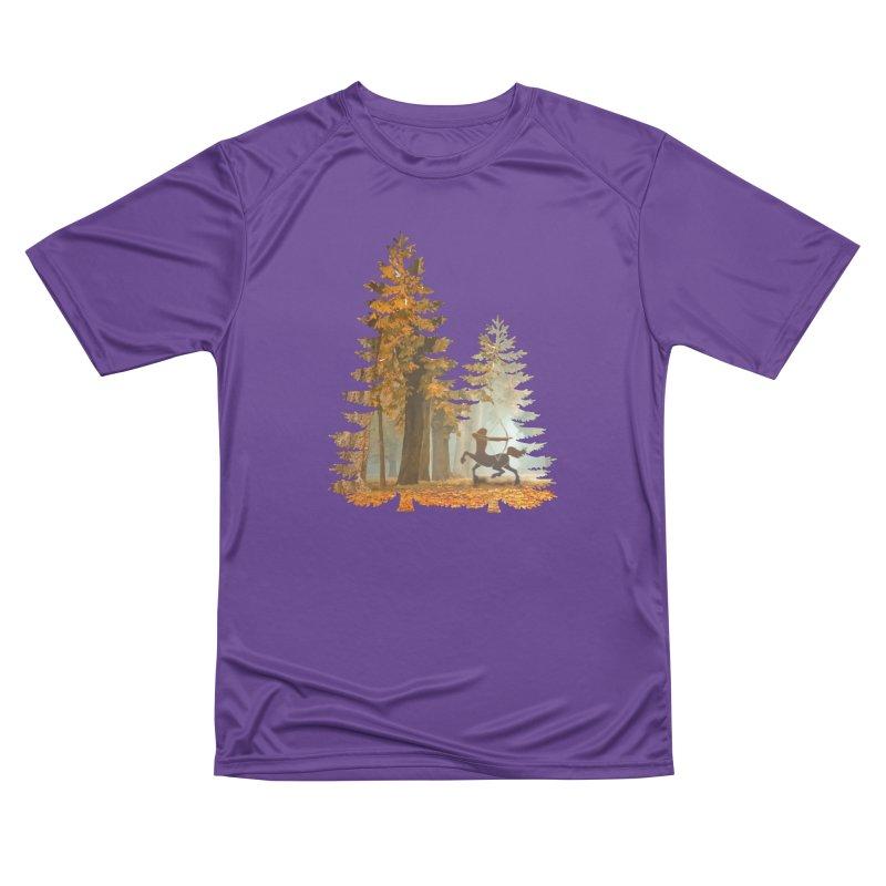 Mystic Hunt Women's Performance Unisex T-Shirt by Ferine Fire
