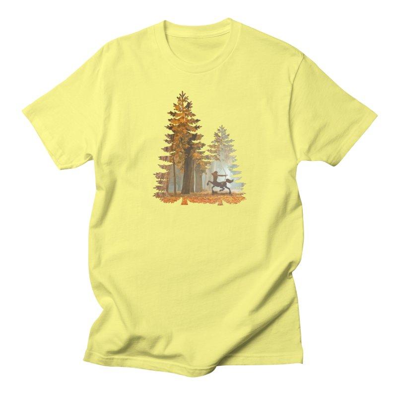 Mystic Hunt Men's T-Shirt by Ferine Fire