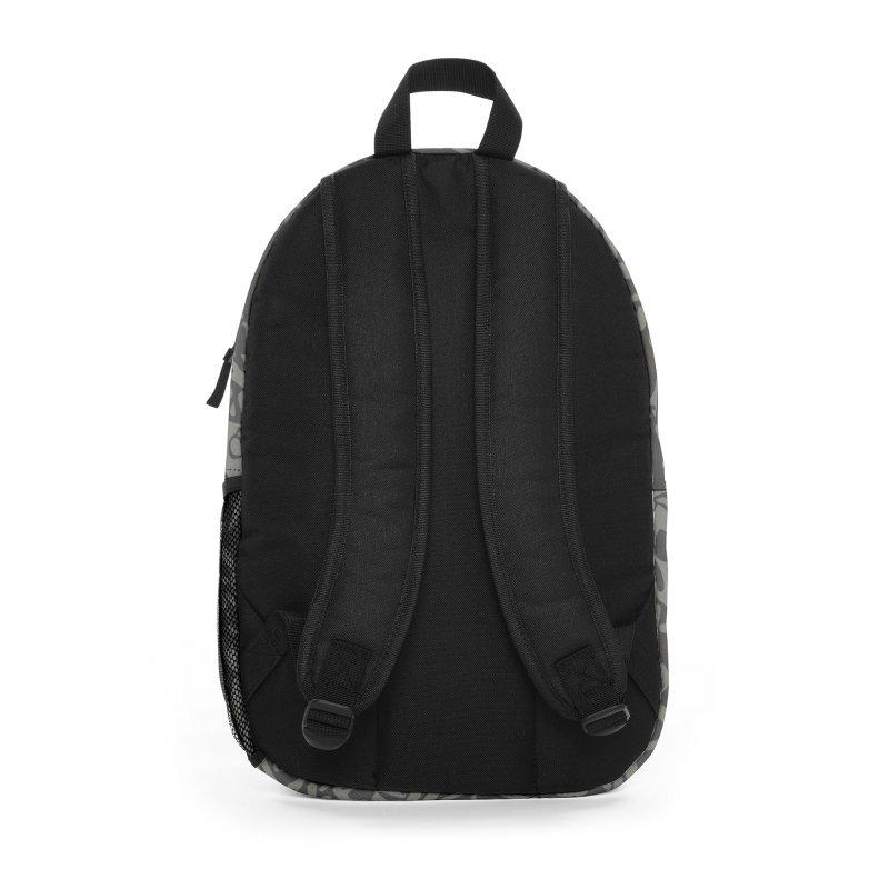 Dark Horse Pegasus Accessories Bag by Ferine Fire