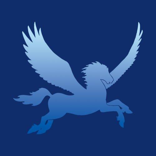 Pegasus-Silhouette