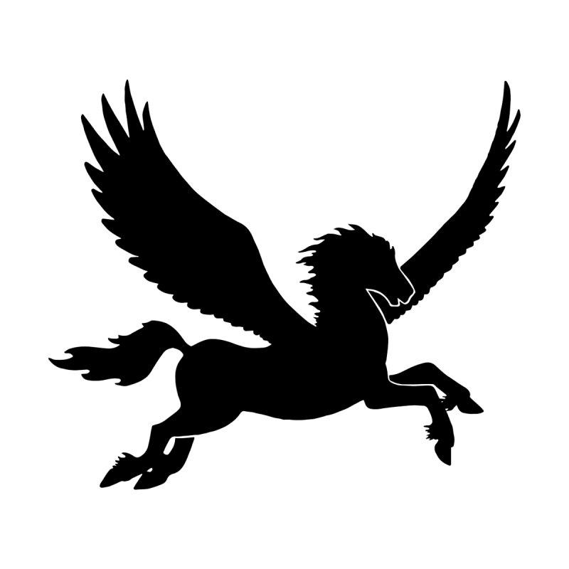Pegasus Silhouette   by Ferine Fire