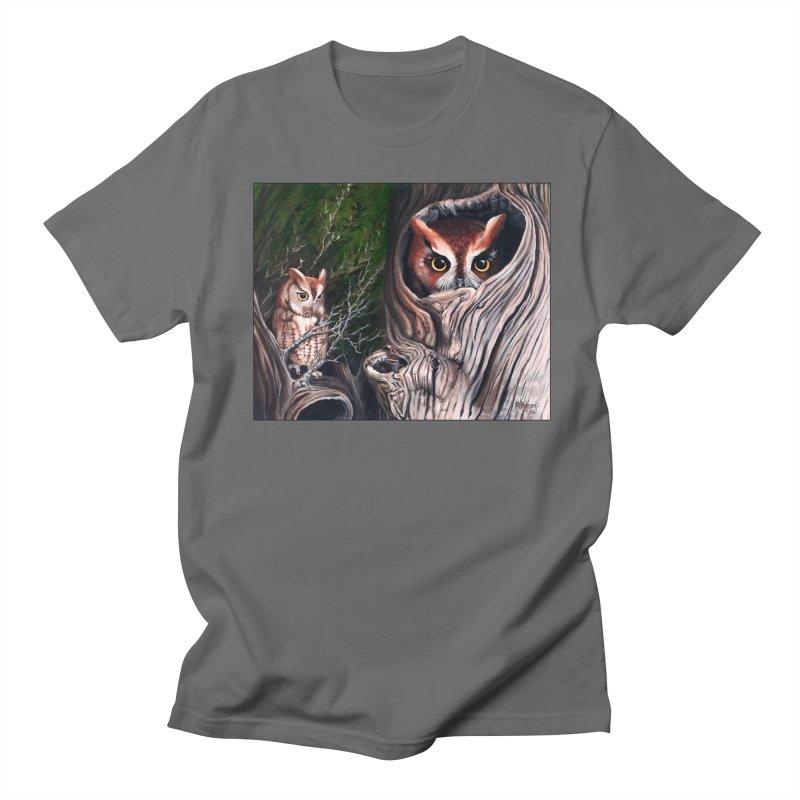 Sentinels Men's T-Shirt by Ferine Fire