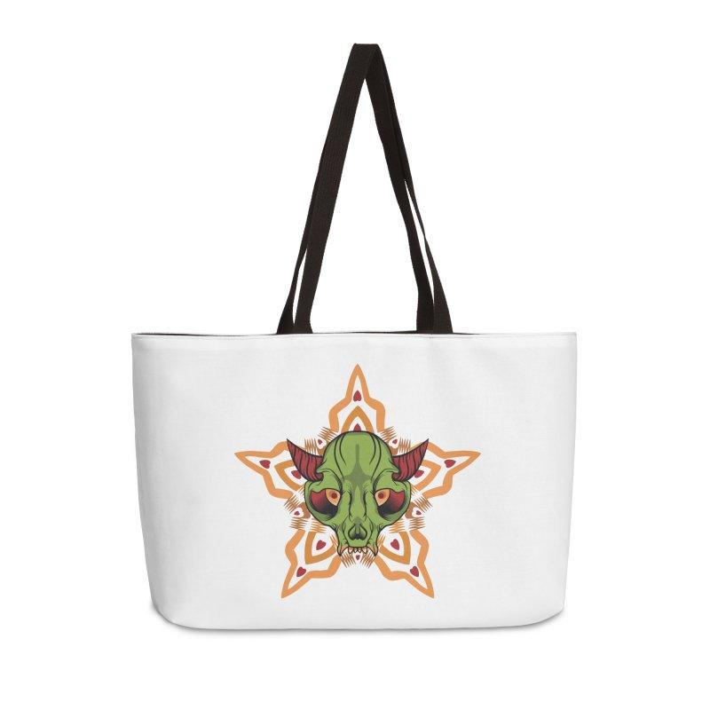 The Cumplung Accessories Weekender Bag Bag by feringrh's Artist Shop