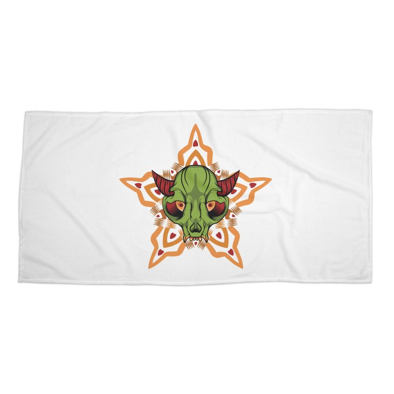 The Cumplung Accessories Beach Towel by feringrh's Artist Shop
