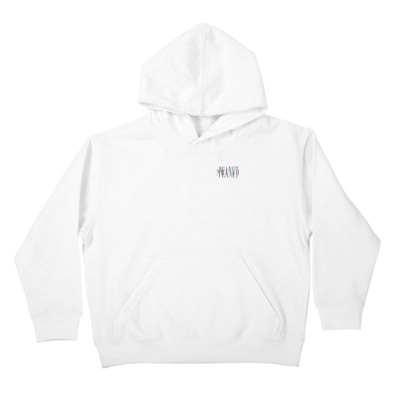 XNOTYO Kids Pullover Hoody by Brittany Feulner Limited   Collection