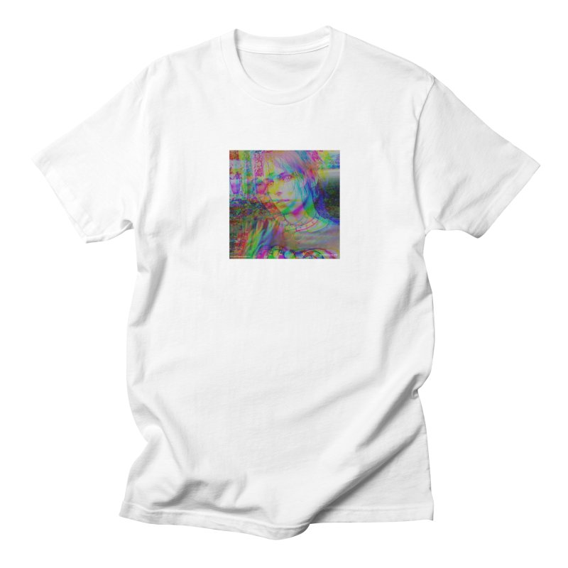 XGLITCH Men's T-Shirt by Brittany Feulner Limited | Collection