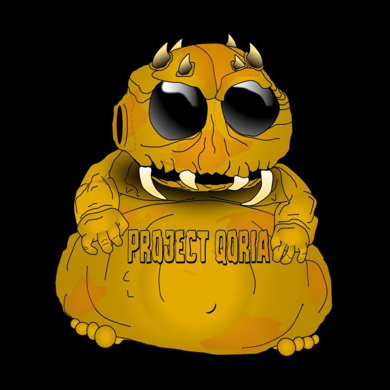 Project Qoria - Slim Design Merchandise Men's T-Shirt by fever_int's Artist Shop
