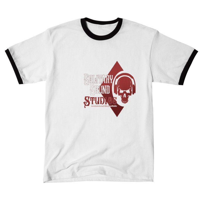 Solitary Sound Studios - Logo Merchandise Men's T-Shirt by fever_int's Artist Shop