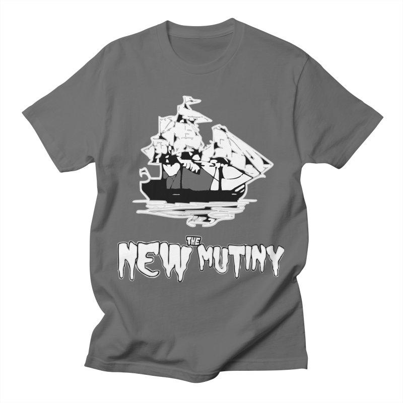 The New Mutiny - H.M.S. Bounty - Merchandise Men's T-Shirt by fever_int's Artist Shop