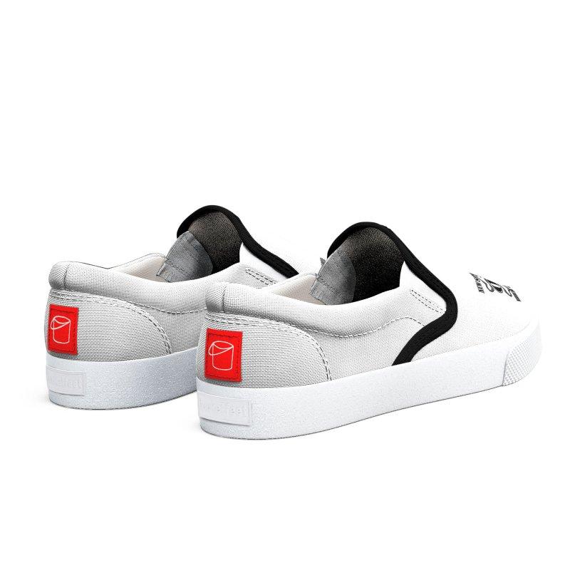 NSOA - CrossBones - Black n White - Merchandise Men's Shoes by fever_int's Artist Shop
