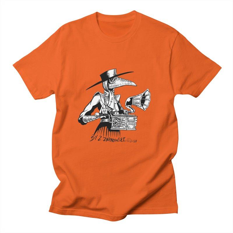 Fever Plague Doctor Men's T-Shirt by fever_int's Artist Shop