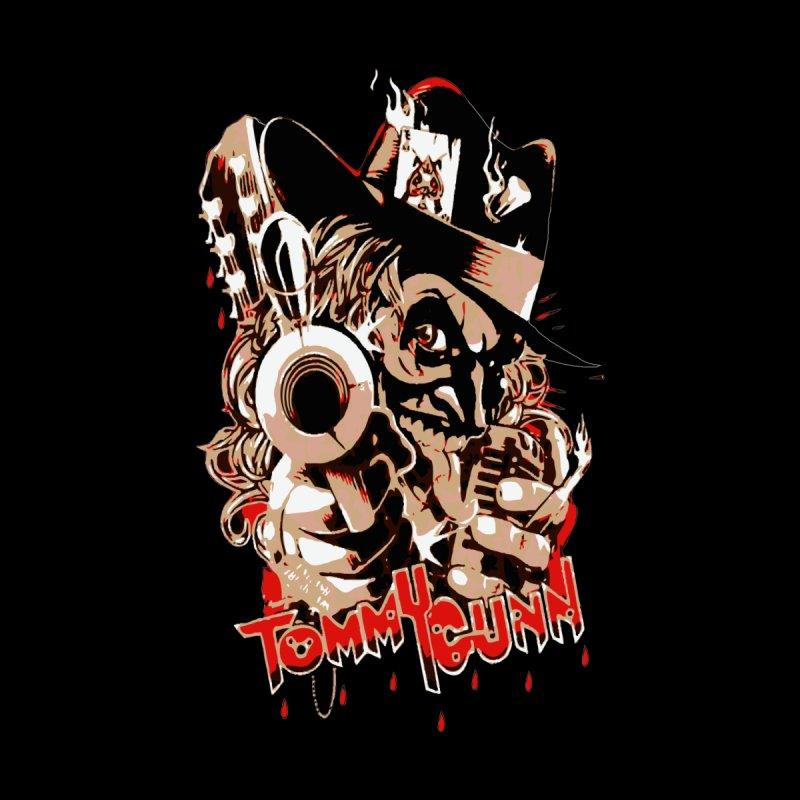 TOMMYGUNN - Unleash The Hounds - Merchandise Men's T-Shirt by fever_int's Artist Shop