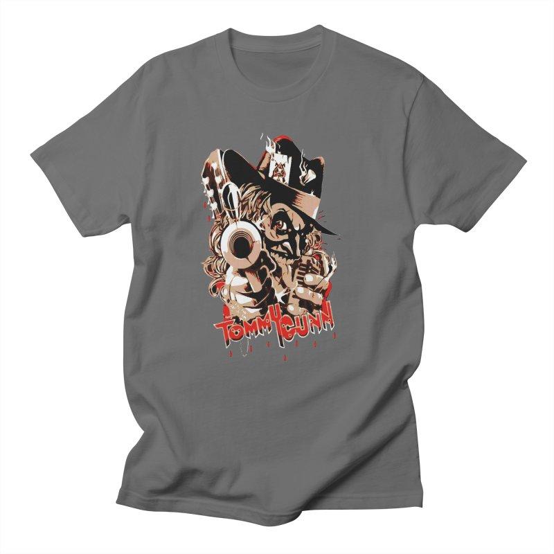 TOMMYGUNN - Hounds Deck Shoes Men's T-Shirt by fever_int's Artist Shop