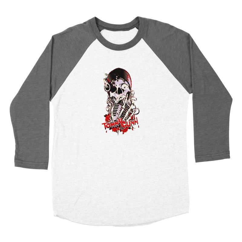 TOMMYGUNN Pirate Women's Longsleeve T-Shirt by fever_int's Artist Shop