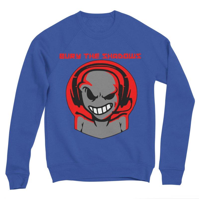 Bury The Shadows-Martian Men's Sweatshirt by fever_int's Artist Shop