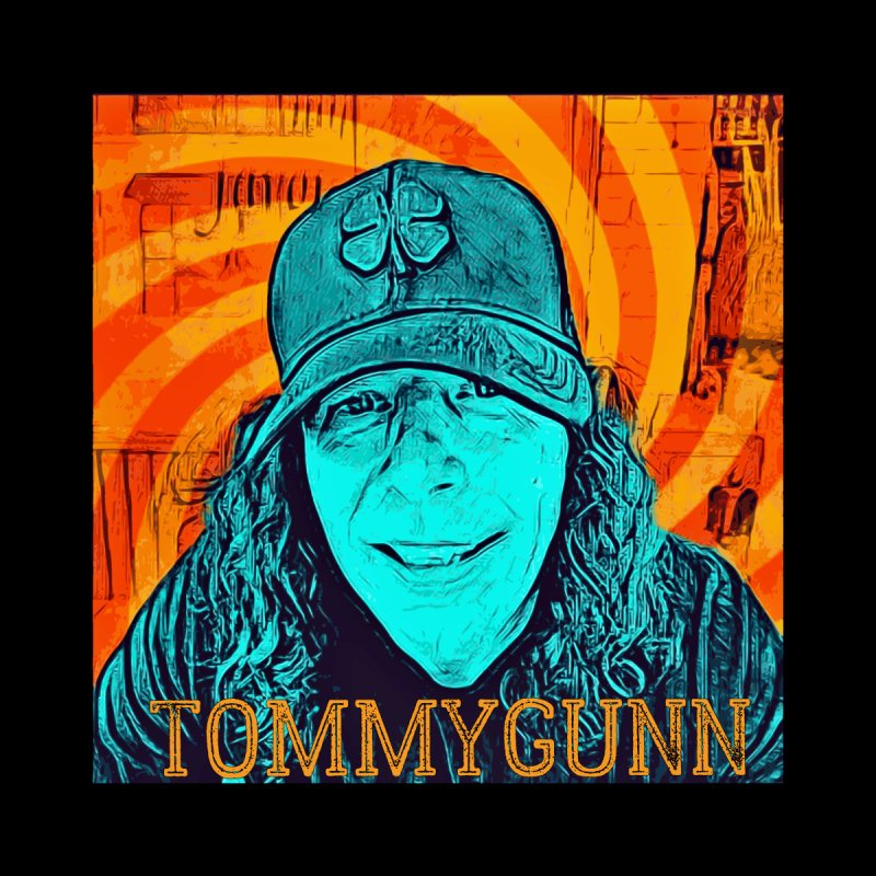 TOMMYGUNN Men's Longsleeve T-Shirt by fever_int's Artist Shop