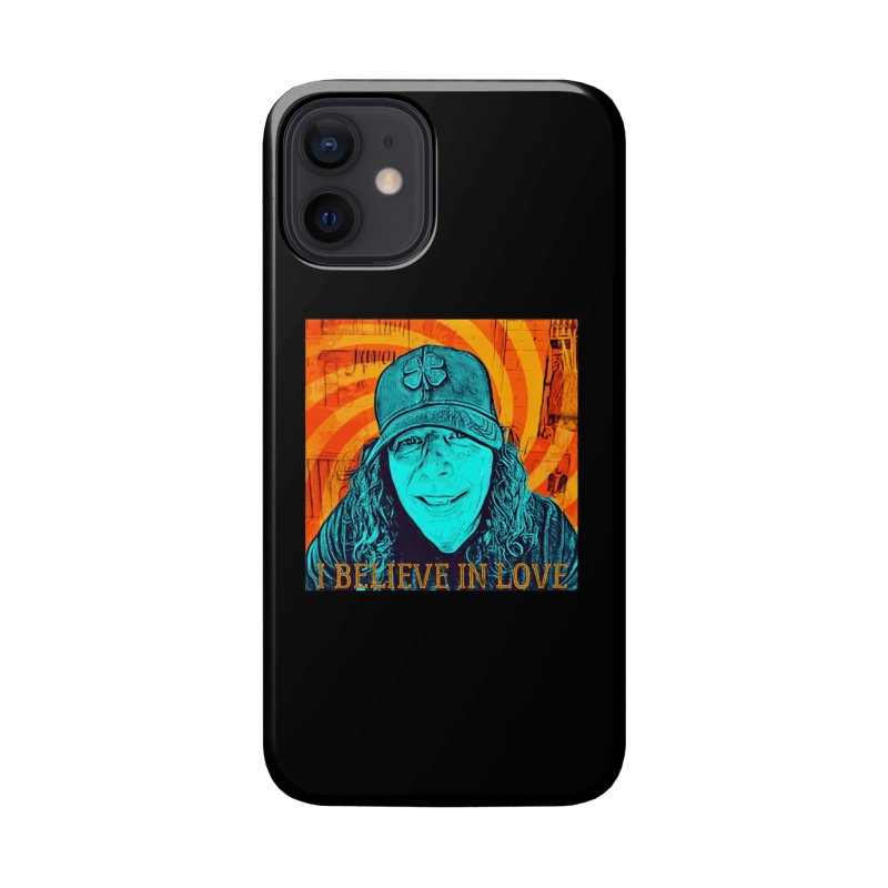 TOMMYGUNN - I BELIEVE IN LOVE - Style A Accessories Phone Case by fever_int's Artist Shop
