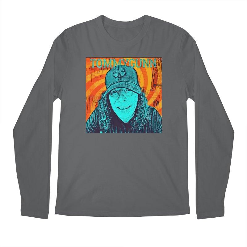 TOMMYGUNN - Style B Men's Longsleeve T-Shirt by fever_int's Artist Shop