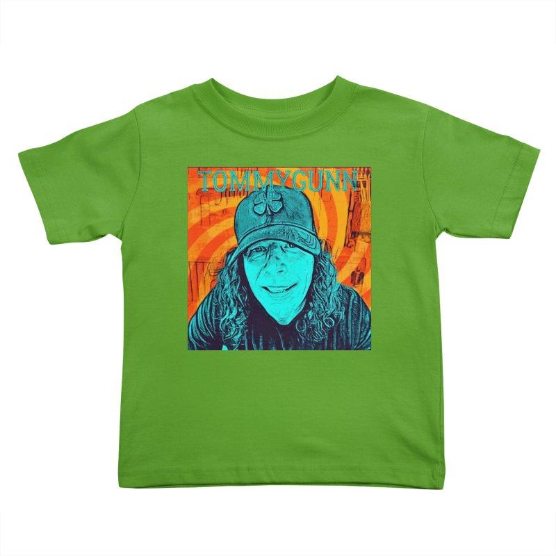 TOMMYGUNN - Style B Kids Toddler T-Shirt by fever_int's Artist Shop