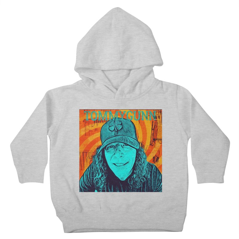 TOMMYGUNN - Style B Kids Toddler Pullover Hoody by fever_int's Artist Shop