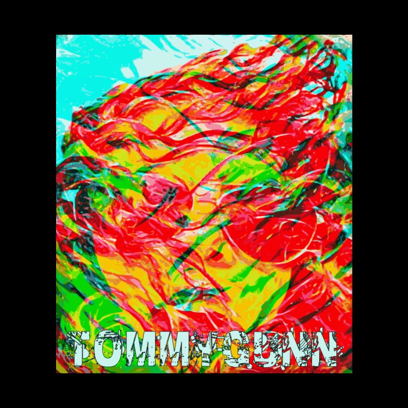 TOMMYGUNN-ART PRINT- Merch Women's T-Shirt by fever_int's Artist Shop