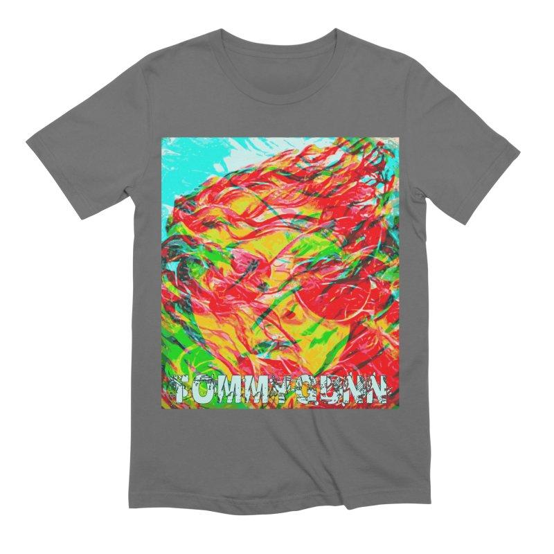 TOMMYGUNN-ART PRINT- Merch Men's T-Shirt by fever_int's Artist Shop