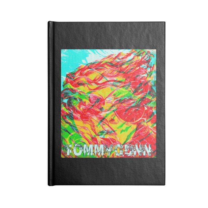 TOMMYGUNN-ART PRINT- Merch Accessories Notebook by fever_int's Artist Shop