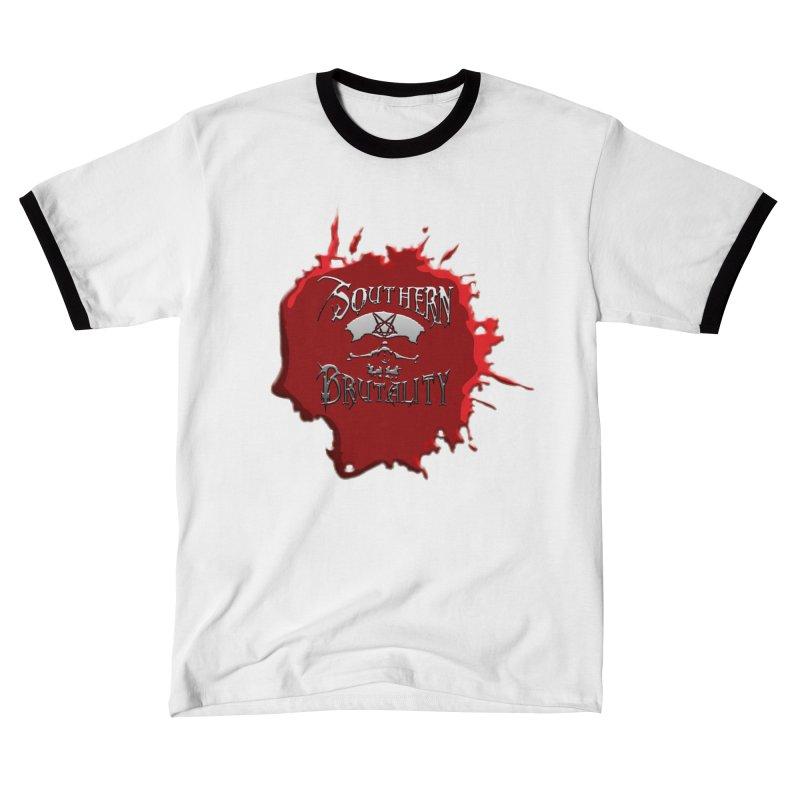 Southern Brutality - Jon - Head Merch Women's T-Shirt by fever_int's Artist Shop