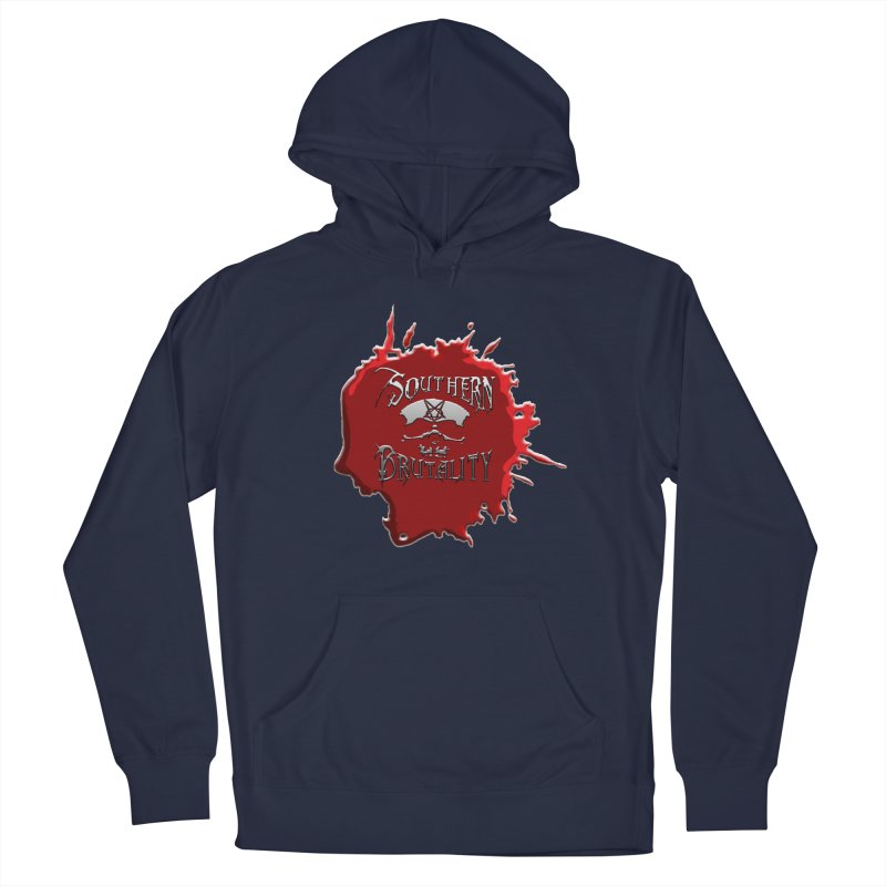 Southern Brutality - Jon - Head Merch Men's Pullover Hoody by fever_int's Artist Shop
