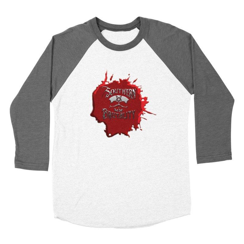Southern Brutality - Jon - Head Merch Women's Longsleeve T-Shirt by fever_int's Artist Shop