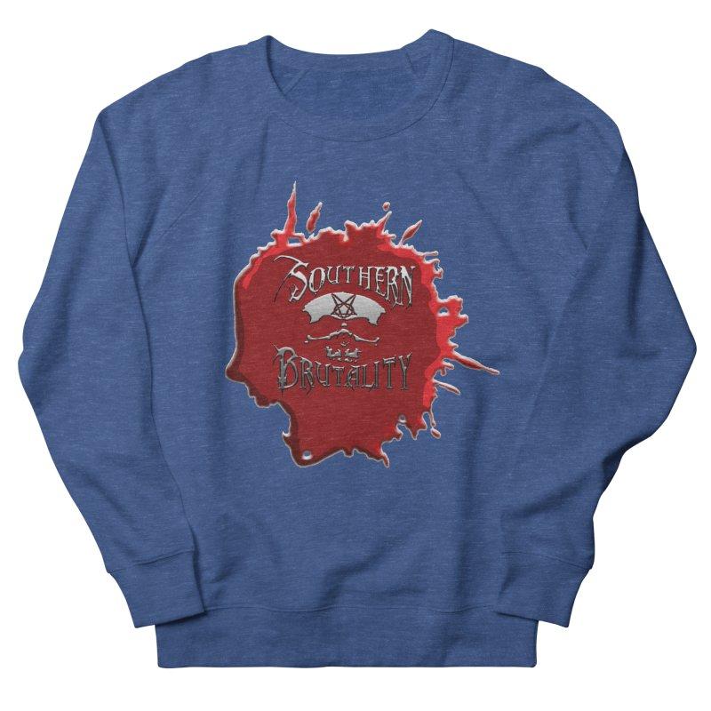 Southern Brutality - Jon - Head Merch Men's Sweatshirt by fever_int's Artist Shop
