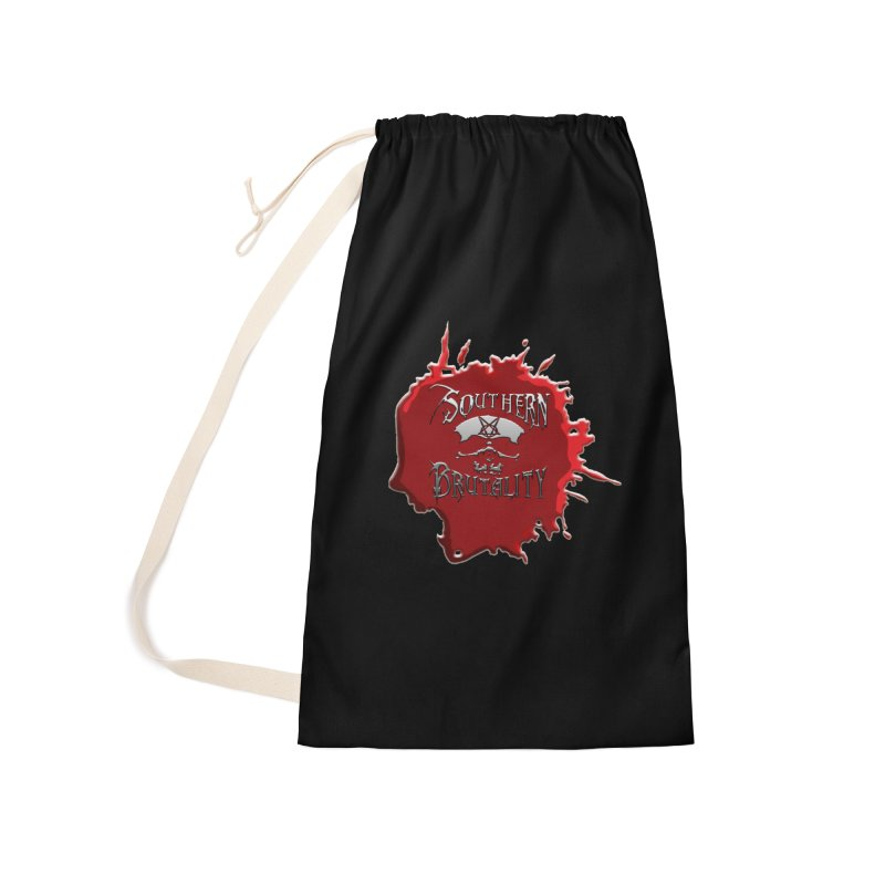 Southern Brutality - Jon - Head Merch Accessories Bag by fever_int's Artist Shop