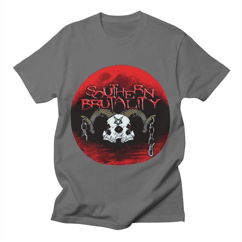 Death Skull - Design Style A Men's T-Shirt by fever_int's Artist Shop