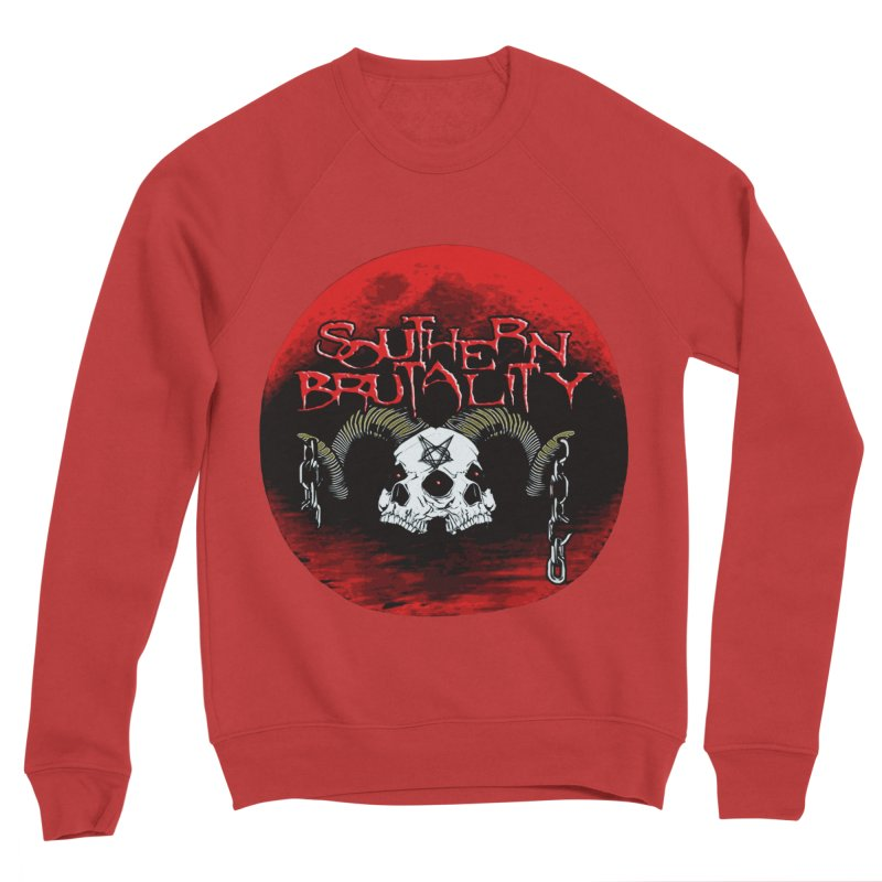 Death Skull - Design Style A Men's Sweatshirt by fever_int's Artist Shop