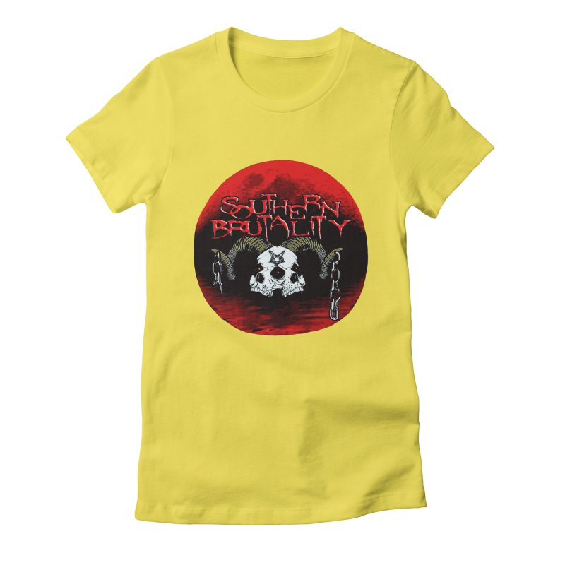 Death Skull - Design Style A Women's T-Shirt by fever_int's Artist Shop