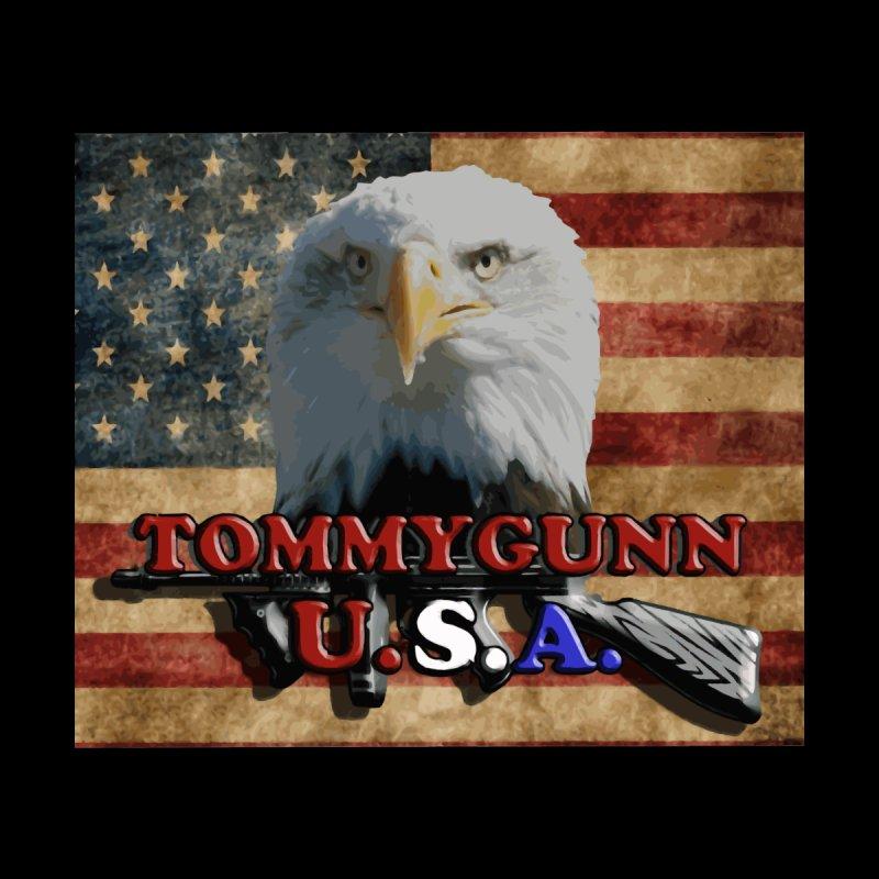TOMMYGUNN - Eagle Merch Kids T-Shirt by fever_int's Artist Shop