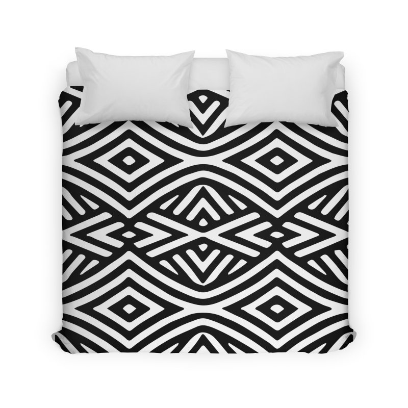 tribe Home Duvet by fgfd's Artist Shop