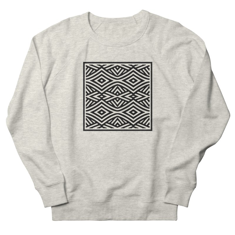 tribe Women's French Terry Sweatshirt by fgfd's Artist Shop