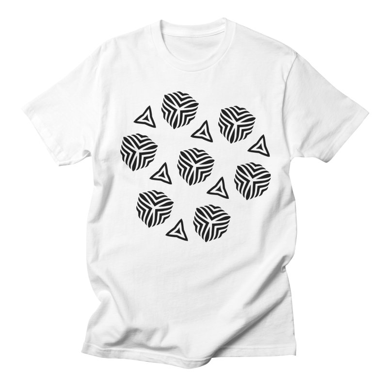 hype in Men's Regular T-Shirt White by fgfd's Artist Shop