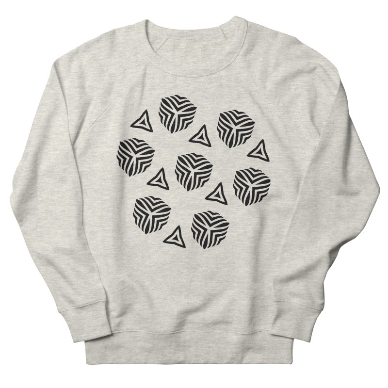 hype Women's French Terry Sweatshirt by fgfd's Artist Shop