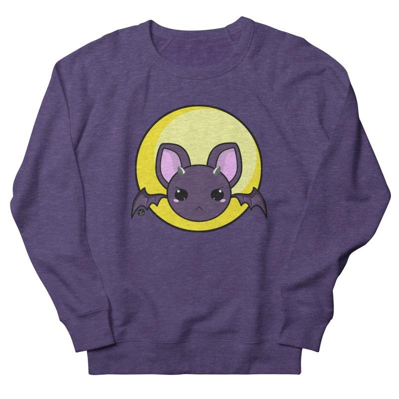 batty Men's Sweatshirt by Black and White Shop