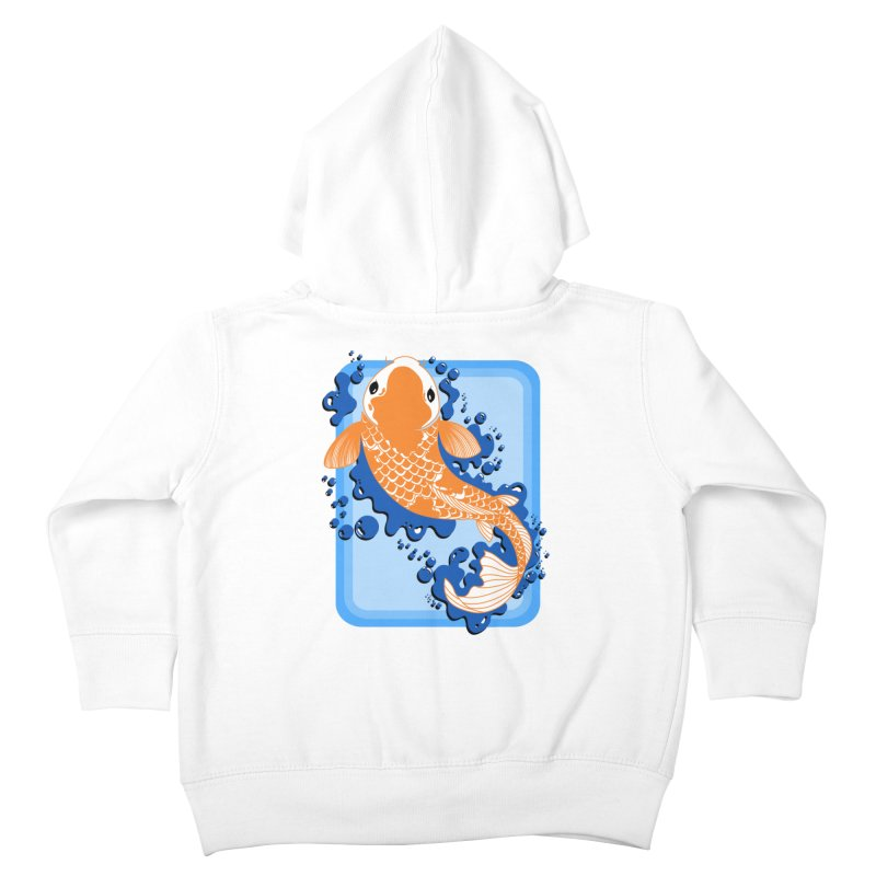Koi Kids Toddler Zip-Up Hoody by Black and White Shop