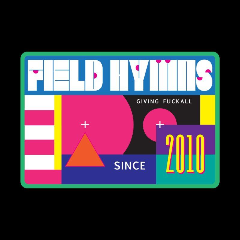 Field Hymns Blank Cassette Logo by Field Hymns