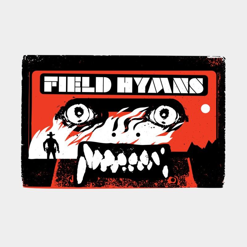 Field Hymns Cassette Logo by Field Hymns