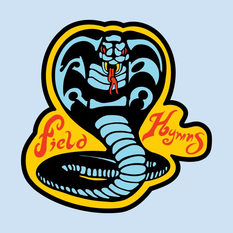 Field Hymns Cobra Kai Logo by Field Hymns