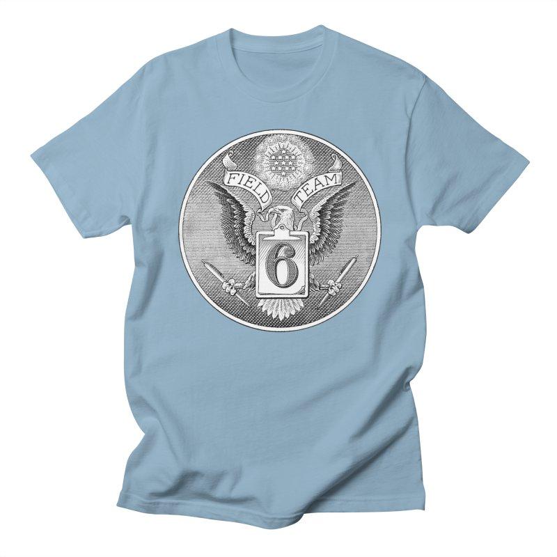 Field Team 6 Logo Gear Men's T-Shirt by Field Team 6 Store